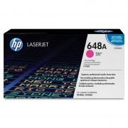 HP 648A Tóner Original Laserjet Magenta