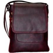 Marie Maroon Sling Bag
