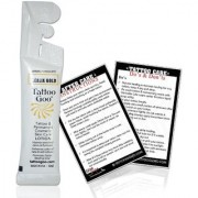 Tattoo Goo Lotion (Healix Gold) Pillow Packs Allows The Skin To Breathe Helps To Soothe