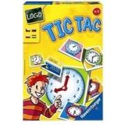 Logo Tic Tac Hány óra van? társasjáték Ravensburger