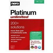 Nero Platinum Unlimited 7-in-1 CZ (elektronikus licenc)