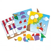 Learning Resources - Shapes Don't Bug Me - Geometry Activity Set
