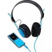 MP4 Player Intenso Video Scooter LCD 1.8 8GB Blue + Headphones