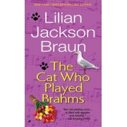The Cat Who Played Brahms, Paperback