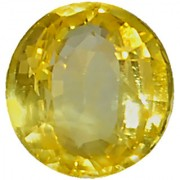 jaipur gemstone 5.50 ratti yellow sapphire certified -topez pukhraj pokhraj