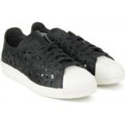 Adidas Originals SUPERSTAR 80S CUT OUT W Sneakers(Black, White)