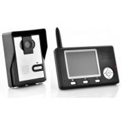 Elektrický vrátný Wifi s + LCD obrazovka