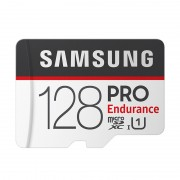 SAMSUNG PRO Endurance Micro SD Card Memory Card with Adapter 100Mb/s Class 10 - 128GB