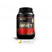 Proteina din zer on gold standard 100% whey banana cream 908gr OPTIMUM NUTRITION