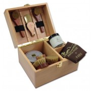 LA CORDONNERIE ANGLAISE Coffret Cirage Groom Naturel