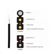 Cablu FIBRA OPTICA cu Sufa 2 Fire Tambur-1000M