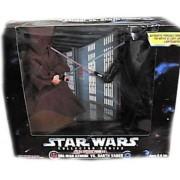 Star Wars Collector Series 12 Electronic Obi-Wan Kenobi vs Darth Vader Action Figure Set