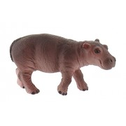 Bullyland Hippopotamus Calf Action Figure