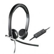 Slušalice Logitech H650e USB Stereo business-