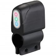 Abc Codificado Alarma Alarma De Vibracion Antirrobo De Bicicleta