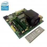 Kit Placa de baza INTEL DQ45CB + Intel Pentium Dual Core E5300 2.6GHz + 4GB DDR2 + Cooler