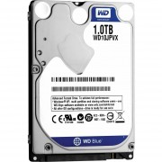 "Disco Duro Western Digital 1 TB SATA Interno 2.5"" para Laptop 6 Gb/s WD10JPVX"