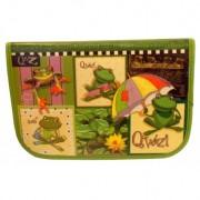 Penar neechipat 1 fermoar Lizzy Card verde