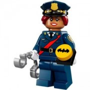 ФИЛМЪТ LEGO БАТМАН идентифицирана минифигурка - Барбара Гордон, LEGO Batman Movie - Barbara Gordon, 71017-6