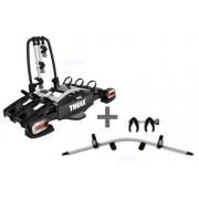 Thule VeloCompact 3 7pin + 4. ker. adapter csomag (927002+926101)