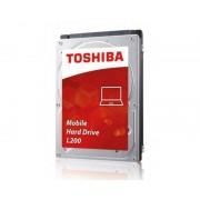 Toshiba L200 500GB disco duro interno Unidad de disco duro Serial ATA II
