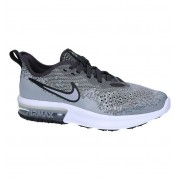 Nike Grijze Sneakers Nike Air Max Sequent