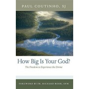 How Big Is Your God': The Freedom to Experience the Divine, Paperback/Paul Coutinho