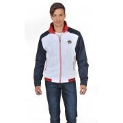 Giorgio Di Mare Winter Coat Long Sleeved Sweater White/Navy GI437802