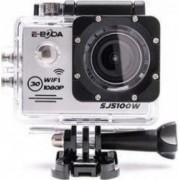 Camera Video de Actiune E-Boda SJ5100W Full HD Rezistenta la Apa Wi-Fi Argintiu