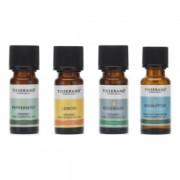 Uleiuri esentiale protectie Plamanii de infectii 100 pure ulei de Eucalipt Menta Rozmarin Lamaie de la Tisserand Aromatherapy Set 4 buc