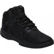 Puma Puma Rebound Street Evo IDP Casuals For Men(Black)