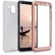 kwmobile Pouzdro pro Samsung Galaxy J6 - růžová