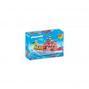 BARCA DE SALVARE A POMPIERILOR Playmobil