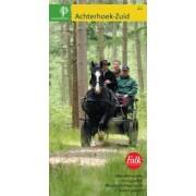 Wandelkaart - Fietskaart 42 Staatsbosbeheer Achterhoek-Zuid | Falk