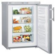 Congelator Liebherr GPesf 1476,103 L, SmartFrost, Control taste, Display, SuperFrost, 4 sertare, H 85.1 cm, A++, Inox, finisaj Antiamprenta