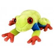 "Red Eye Frog Tree Cuddlekin 8"" by Wild Republic"