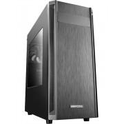 Carcasa Deepcool D-Shield V2 Black Case, Mid Tower Case,