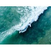 Kolla Print Perfect Wave (fler stl) (Storlek: 70x50 cm, Vit marginal: 10 cm)