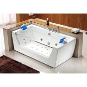 items-france TILUA2 - Baignoire hydromassante 175x85x60