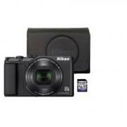 Nikon compact camera A900 INCL. TAS/16 GB SD KAART