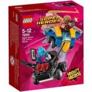 Конструктор Лего Супер Хироус - Mighty Micros: Star-Lord vs. Nebula, LEGO Super Heroes, 76090