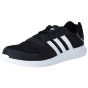 Adidas Men's Element Refresh M Black Sports Shoes