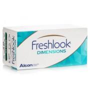 Freshlook contactlenzen FreshLook Dimensions (6 lenzen)