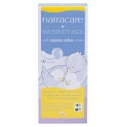 Natural Maternity Pads 10 Pk