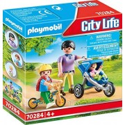 Playmobil 70284 Mom with Kids New 2020
