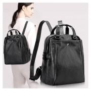 De gran capacidad mochila mochila fePU