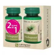 Pachet Herboprostal 60cpr 1+1 Gratis DACIA PLANT