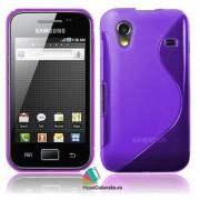 Husa Samsung S5830 Galaxy Ace Silicon Gel Tpu S-Line Mov