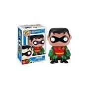 Funko Pop - Dc Super Heroes Figura Robin - Funko