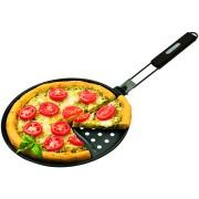 Non-stick pizza grill pan